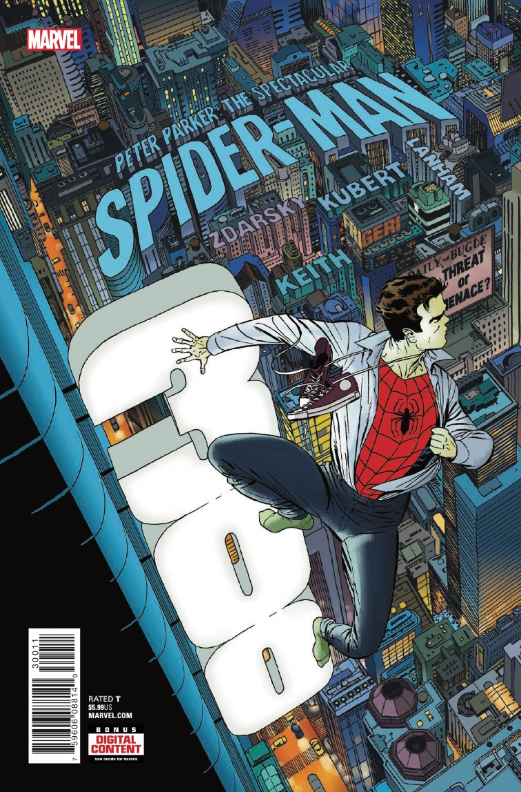 'Peter Parker: The Spectacular Spider-Man Vol. 2: Most Wanted' review: Twists, turns, and super friends