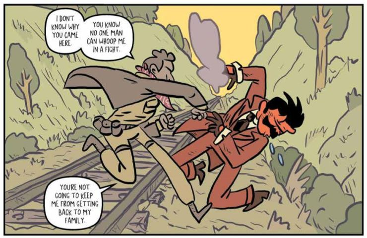 Rock Candy Mountain #8 Review
