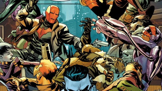 Red Hood and the Outlaws #19 review: Worst Valentine's Day gift ever