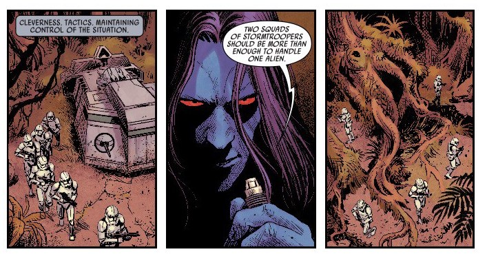 Star Wars: Thrawn #1 Review