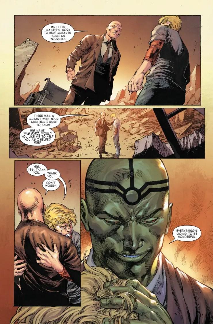 X-Men Gold #21 review: Big Moments, Bad Execution