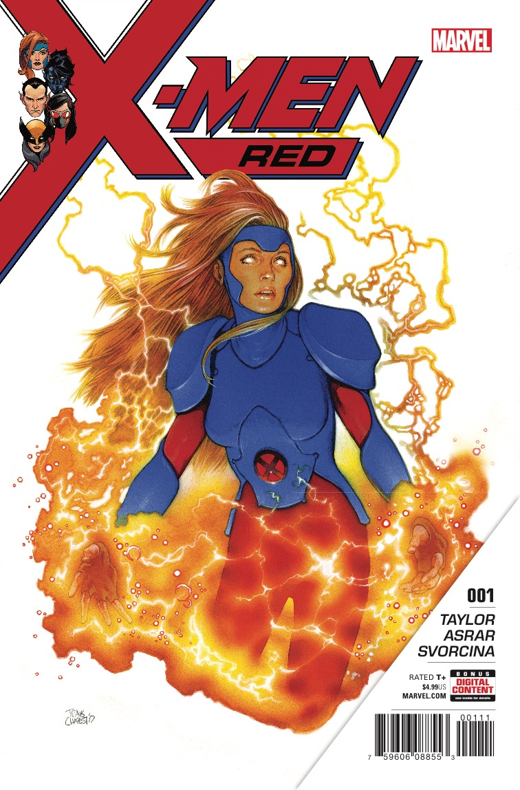 Advance Spoiler-Free Review: X-Men Red #1
