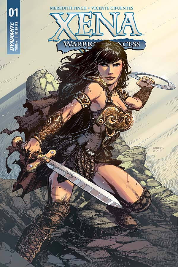 Xena: Warrior Princess #1 Review