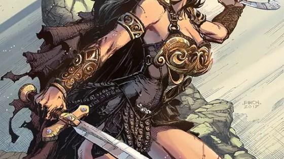 Xena: Warrior Princess #1 Review