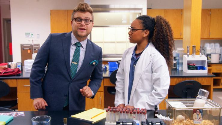 The Critical Angle:  Did Adam Conover really ruin science?