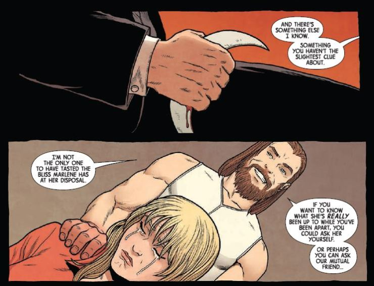 Legion vs. Moon Knight:  Which has the better portrayal of mental illness?