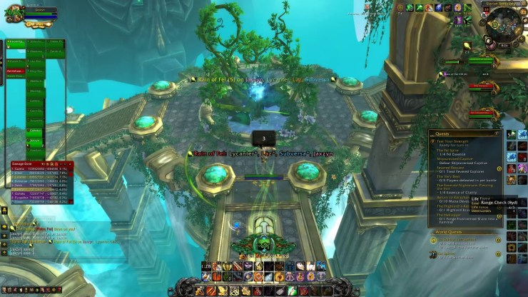 World of Warcraft: Blizzard admits Titanforging RNG got out of control in Legion, changes coming in Battle for Azeroth