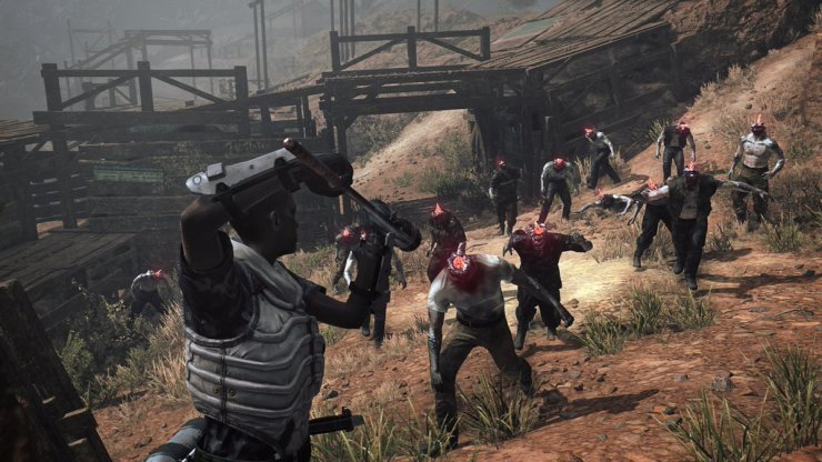 'Metal Gear Survive' is a tedious, insulting affront to everything Kojima's series once stood for