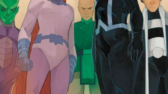 'Inhumans: Once and Future Kings' is a beautiful, bittersweet series