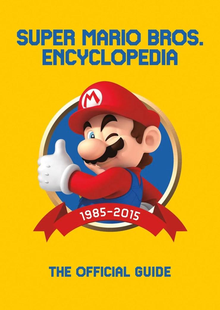 Nintendo and Dark Horse to produce 'Super Mario Encyclopedia!' this October 2018