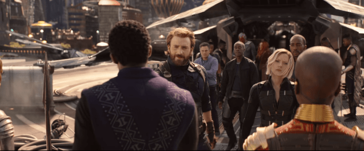 Infinity Stones Assemble! A breakdown of the new 'Avengers: Infinity War' trailer