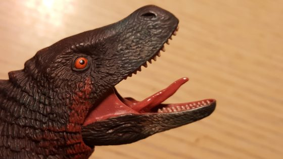 You think feathered dinosaurs aren't scary? Take a look at THIS!