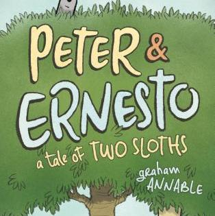 'Peter & Ernesto: A Tale of Two Sloths' will be adored by children and adults alike