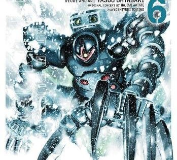 Giant robots, arctic storms, and...penguins?!