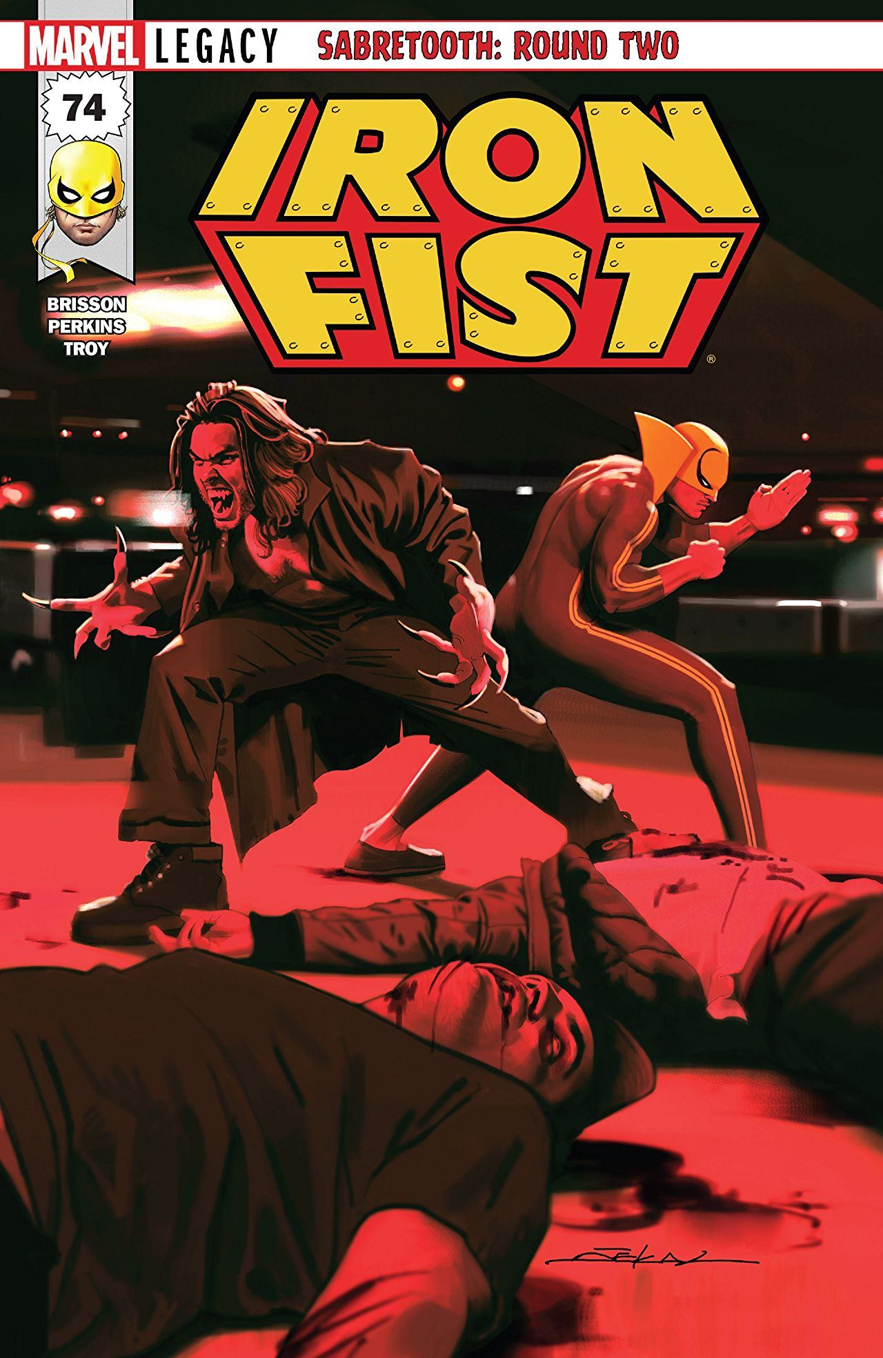 3 Reasons Why: 'Iron Fist Vol. 2: Sabertooth - Round 2' packs a lot of punch