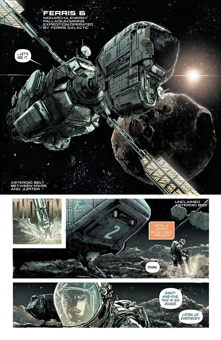 'Green Lantern: Earth One' Vol. 1 is a fresh interpretation perfect for new readers