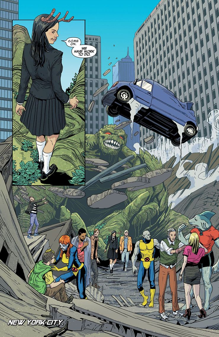 3 Reasons Why: 'Generation X Vol. 2: Survival of the Fittest' is for Jubilee fans