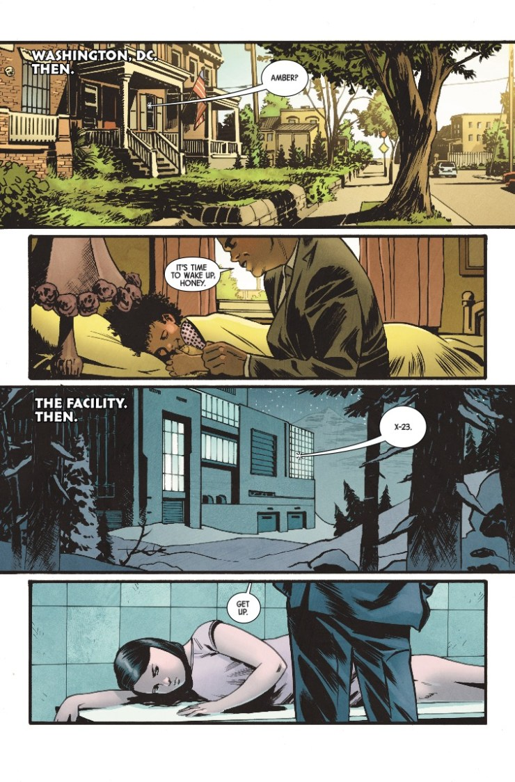 Marvel Preview: All-New Wolverine #32