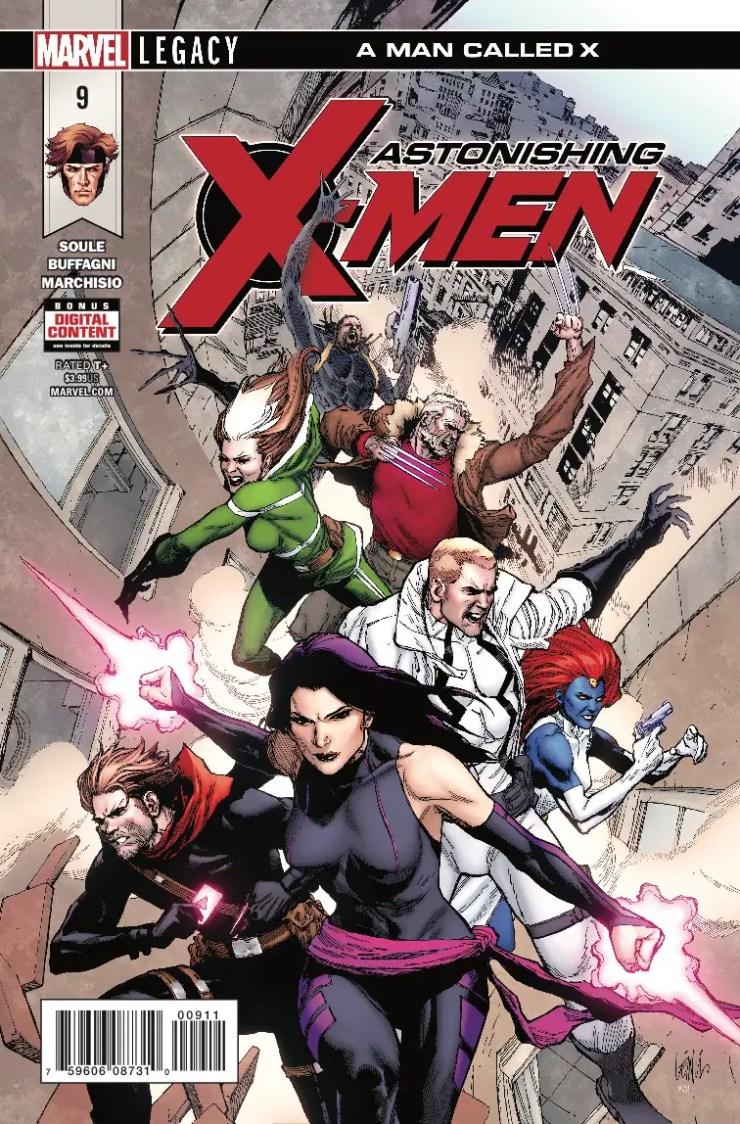 Marvel Preview: Astonishing X-Men #9