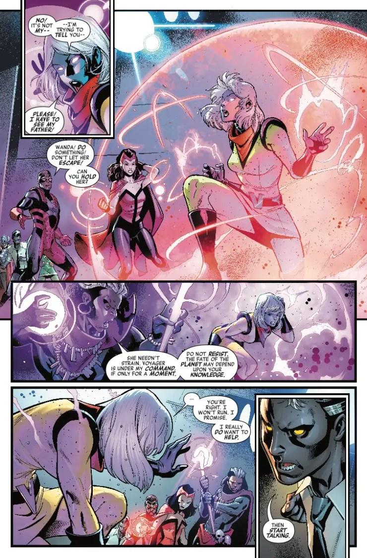 Marvel Preview: Avengers #687