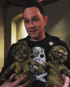 Tokin' up with 'The Gingerdead Man Meets Evil Bong' writer Brockton McKinney