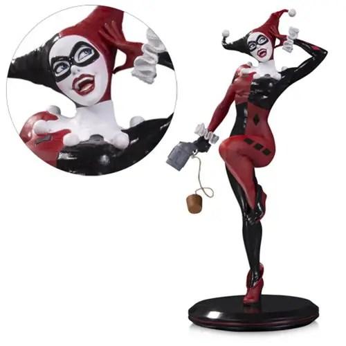 DC Covergirls: Harley Quinn by Joelle Jones Review