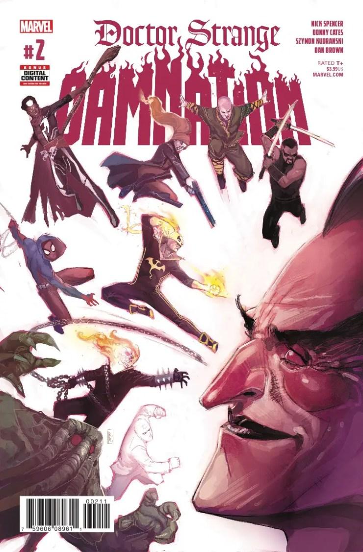 Marvel Preview: Doctor Strange: Damnation #2