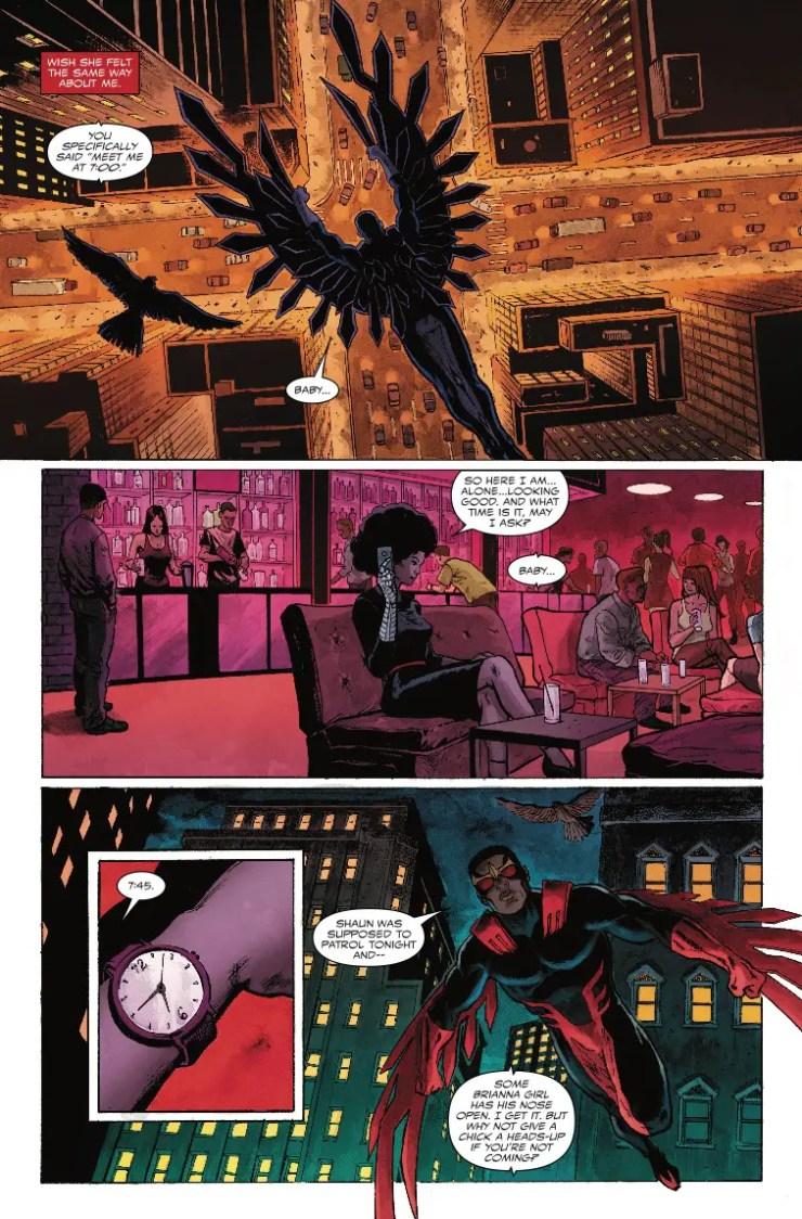 Marvel Preview: Falcon #6