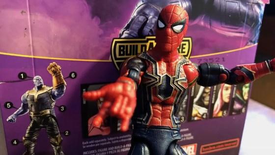 We unbox the brand new movie tie-in Spider-Man action figure.