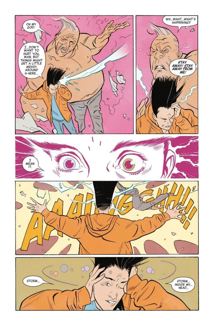 Marvel Preview: Legion #3