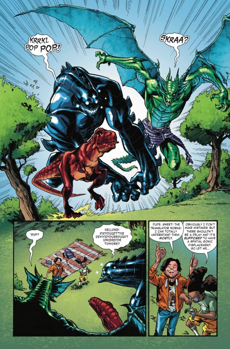 Marvel Preview: Monsters Unleashed #12