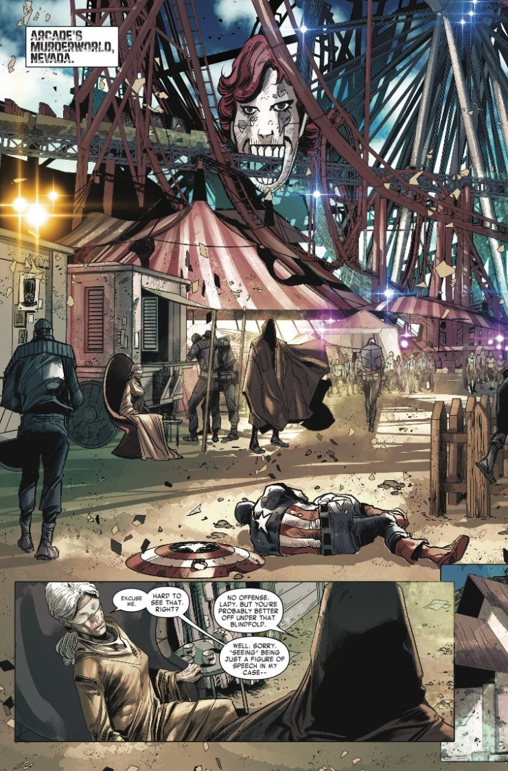 Marvel Preview: Old Man Hawkeye #3