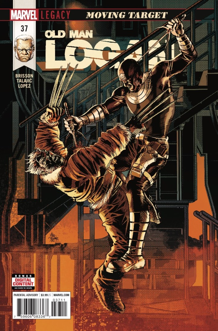 Marvel Preview: Old Man Logan #37