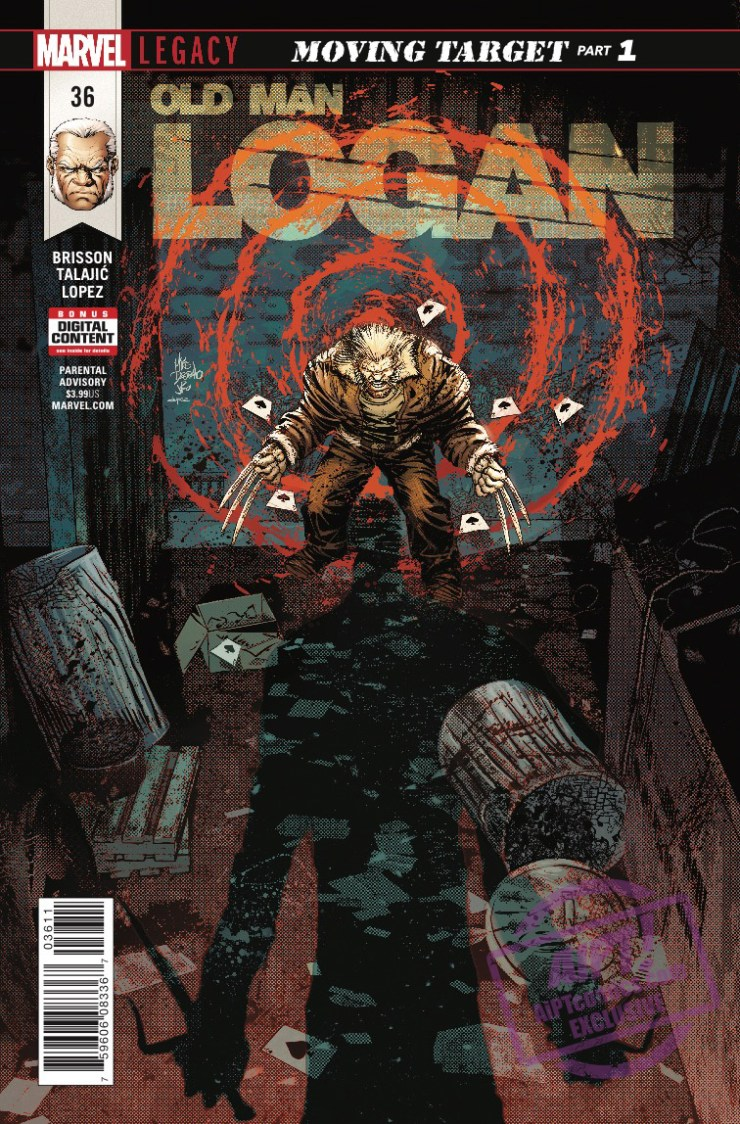 [EXCLUSIVE] Marvel Preview: Old Man Logan #36