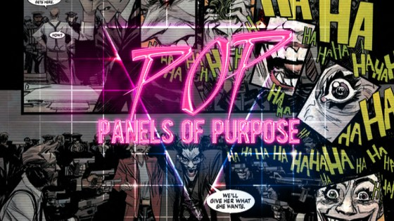 Monthly POP: Panels of Purpose - March 2018