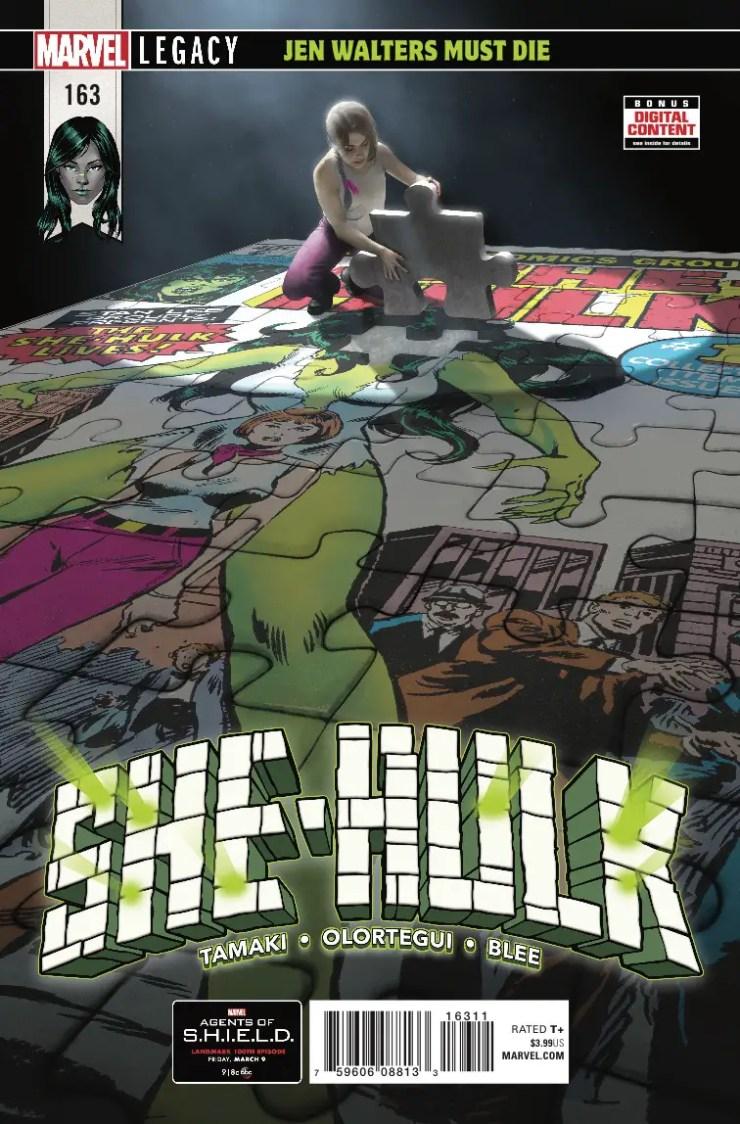 Marvel Preview: She-Hulk #163
