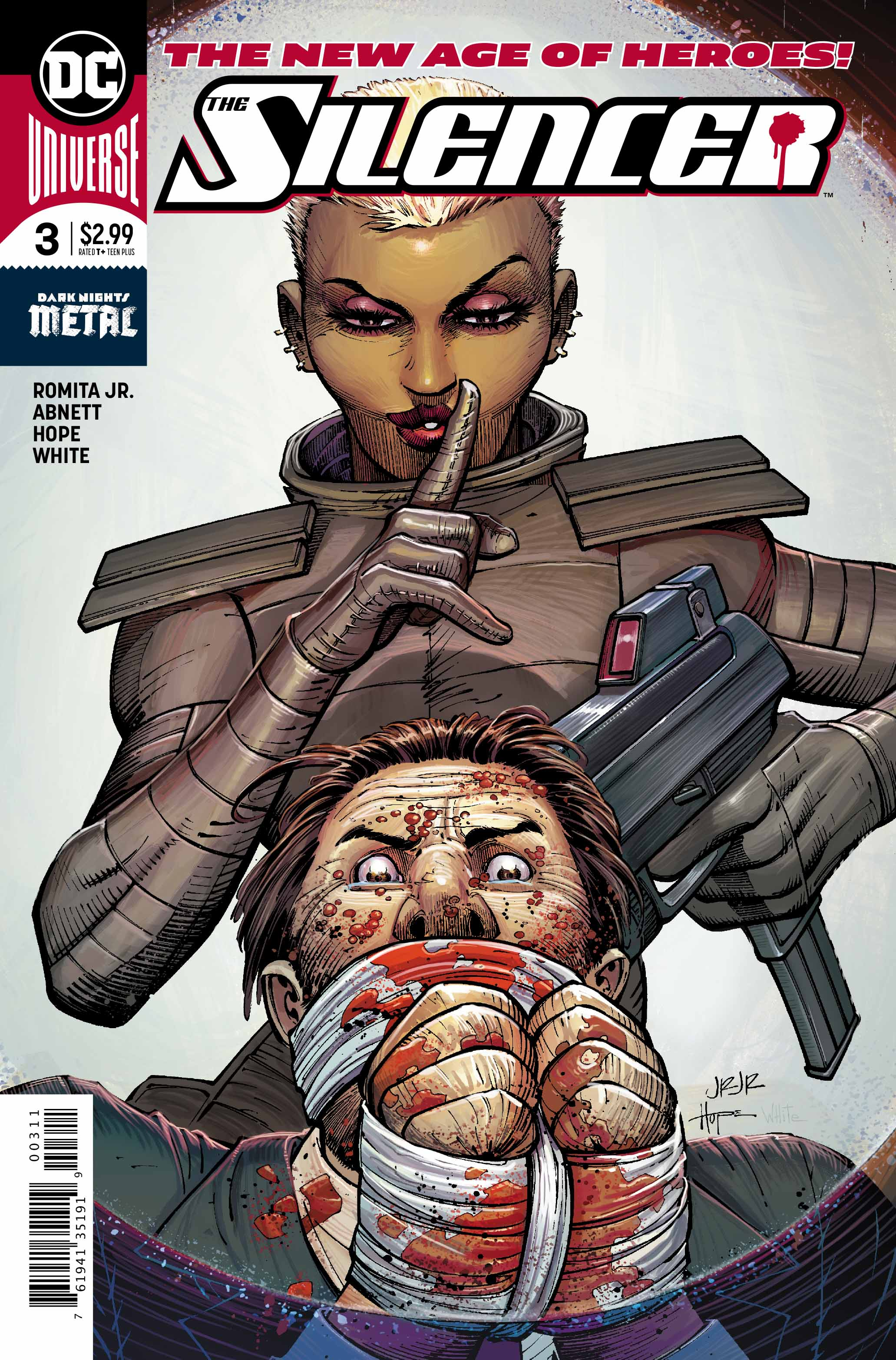 The Silencer #3 Review