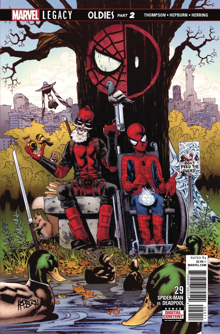 Marvel Preview: Spider-Man/Deadpool #29