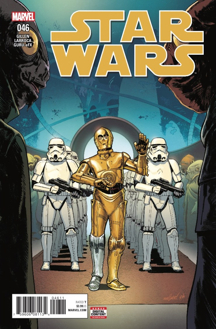 Marvel Preview: Star Wars #46