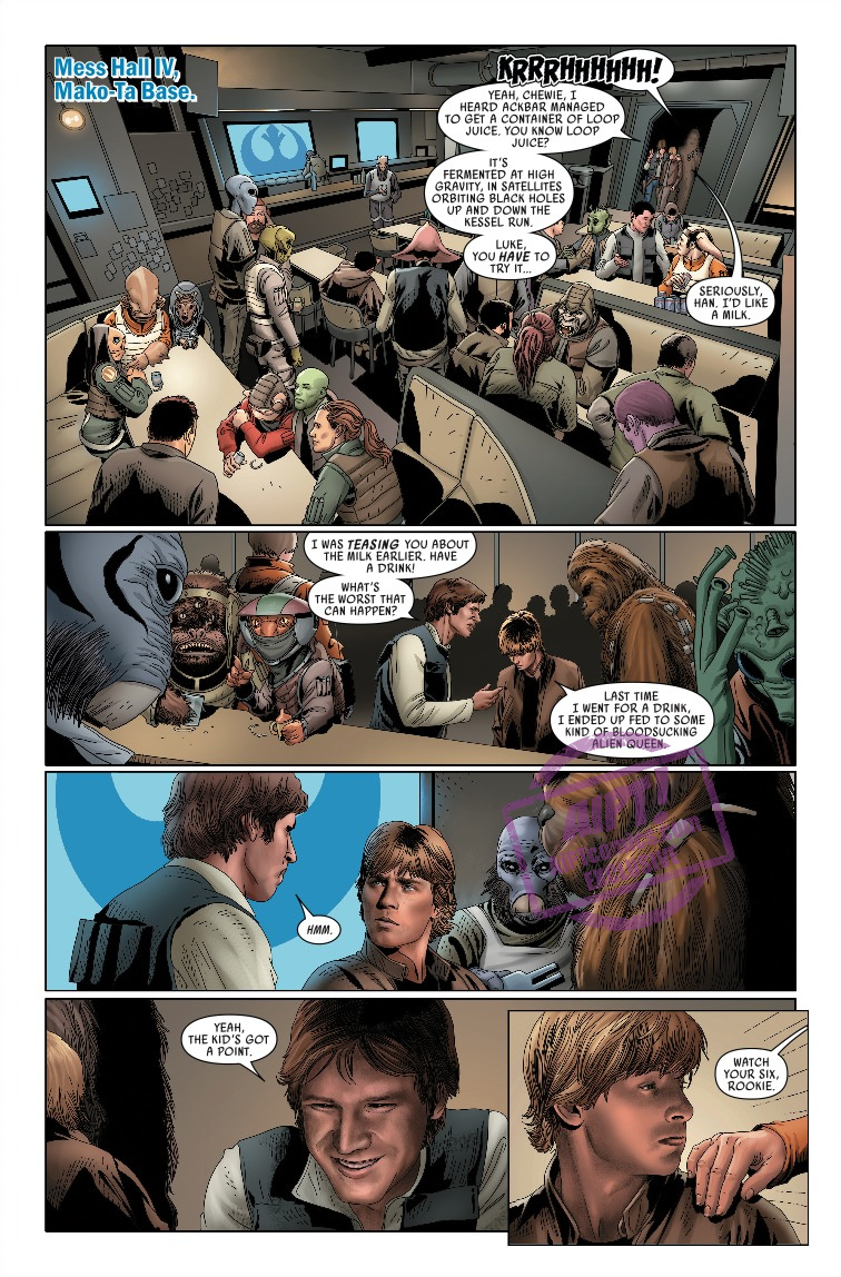 Star Wars #45 Review