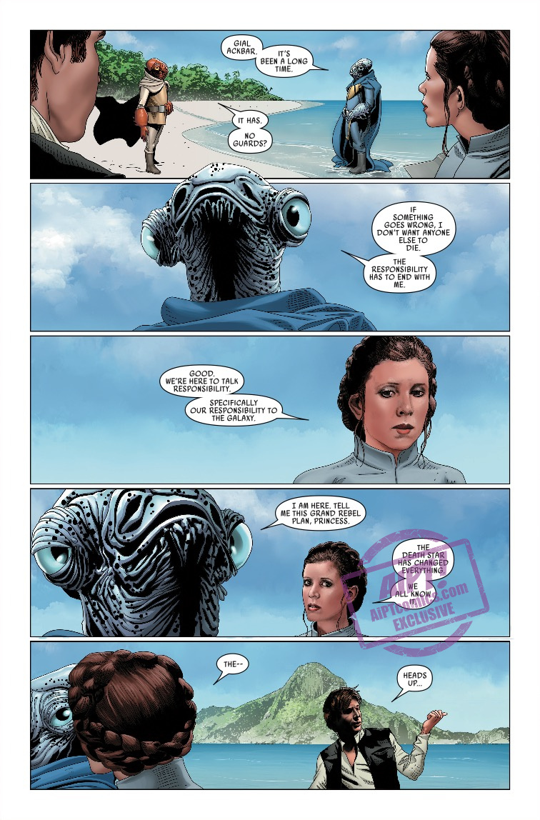 Star Wars #44 Review