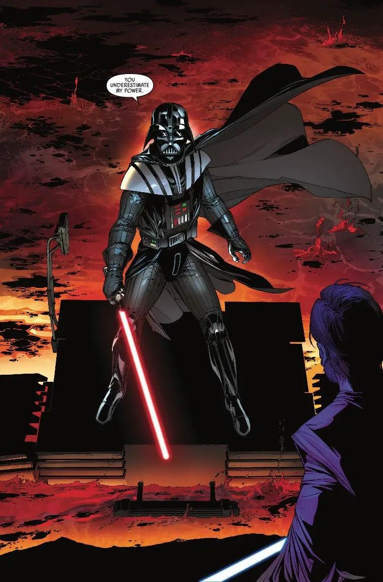 Star Wars: Darth Vader #13 Review