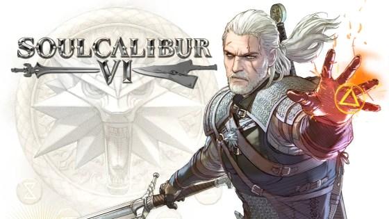 """SoulCalibur VI - """"Geralt moves, feels, and plays like Geralt"""""""