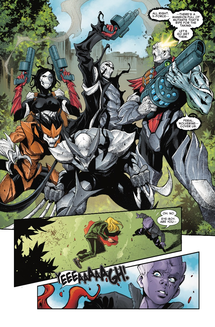 Venomized #1 Review