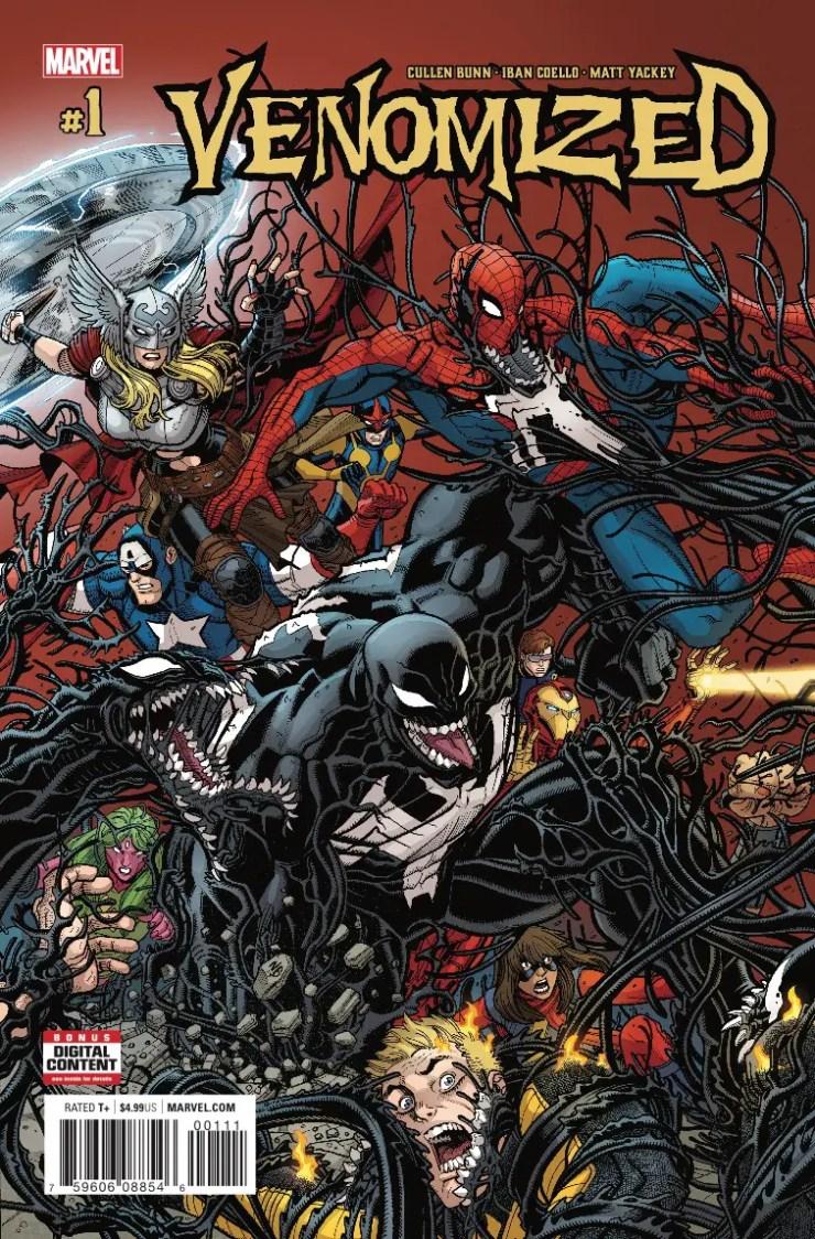 Marvel Preview: Venomized #1