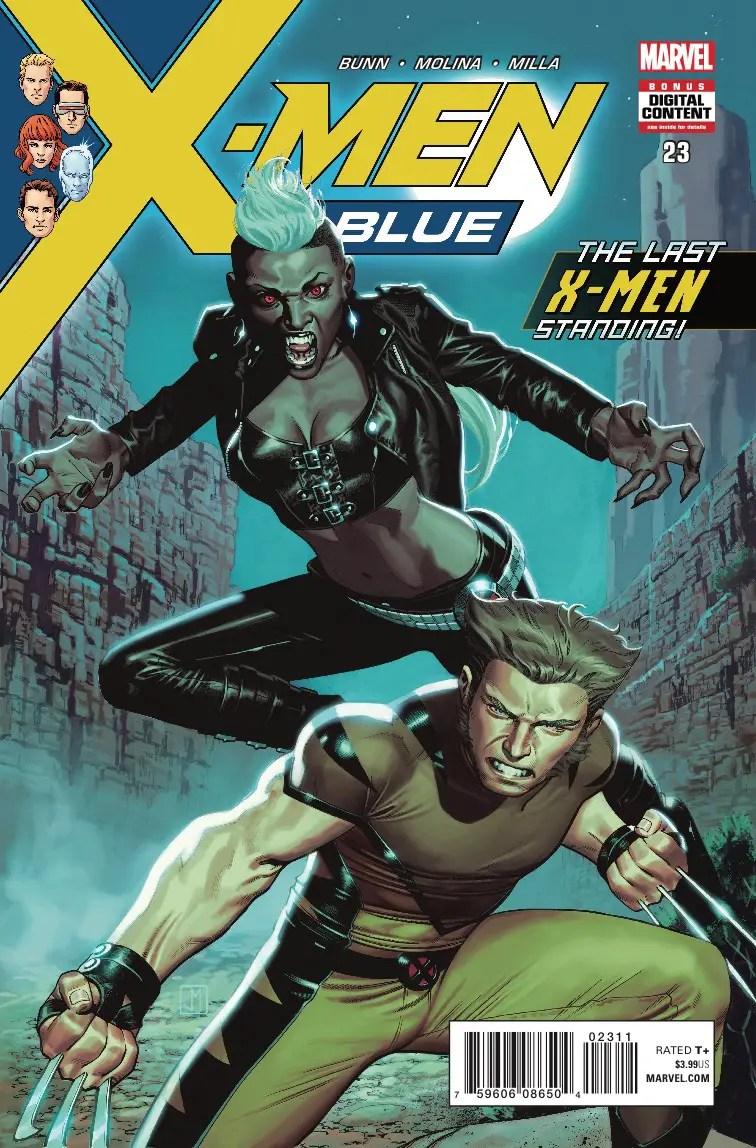X-Men Blue #23 review