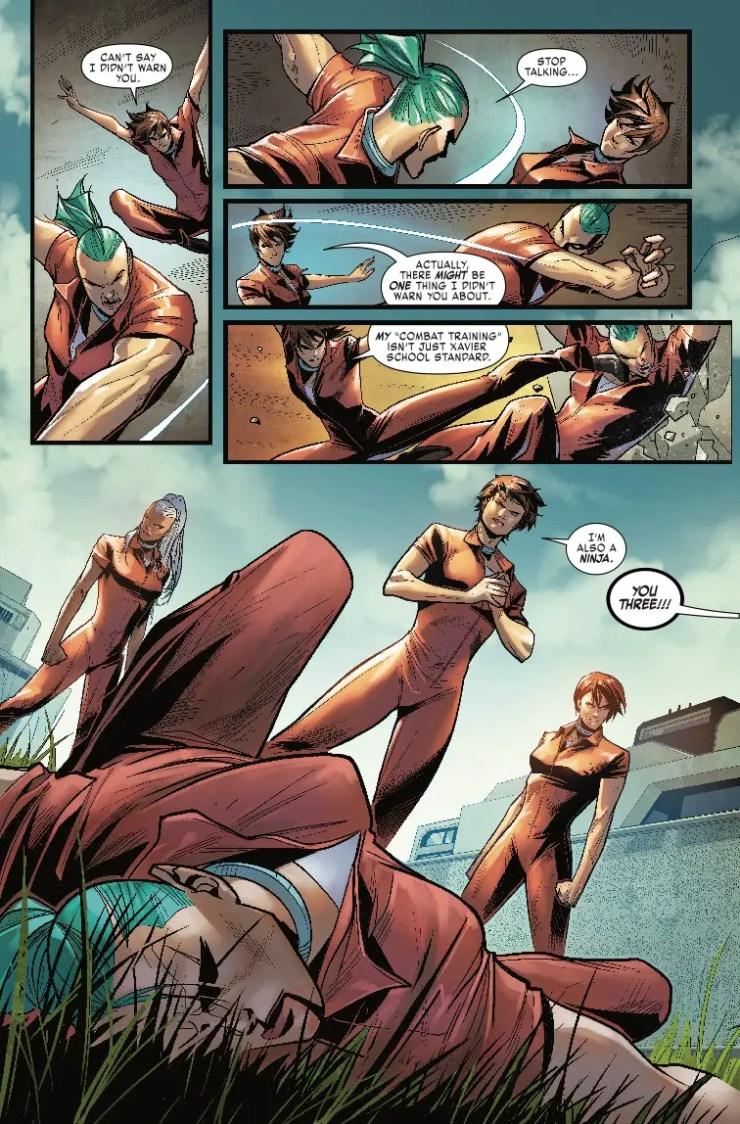 Marvel Preview: X-Men Gold #24