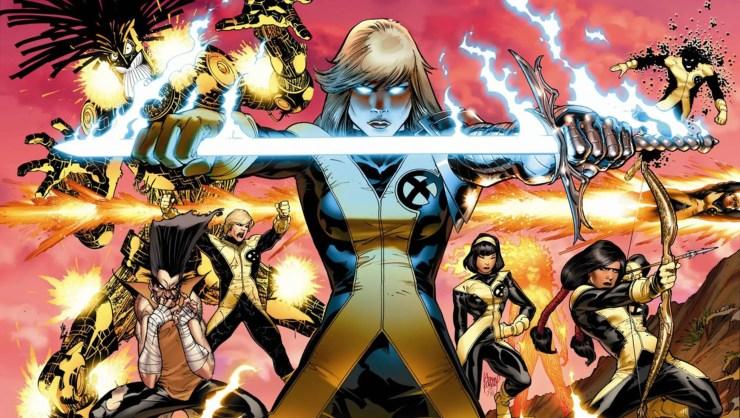 Marvel Preview: New Mutants: Dead Souls #2