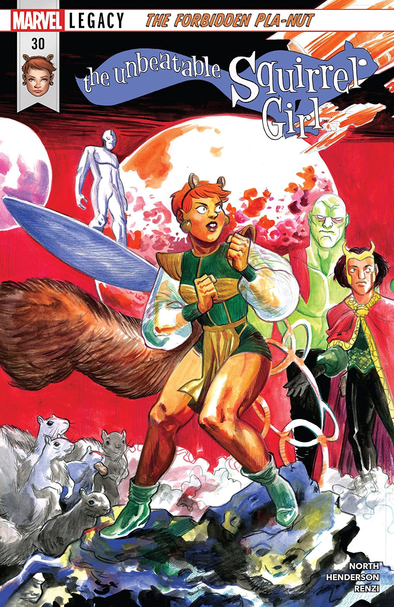 The Unbeatable Squirrel Girl #30 Review