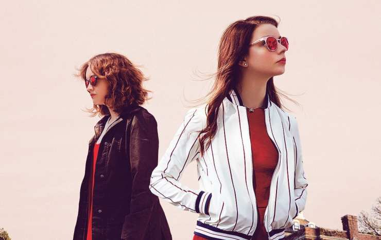 Have You Scene? Thoroughbreds
